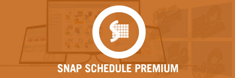 Snap Schedule Premium employee scheduling software
